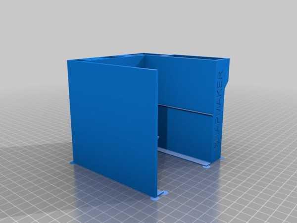 Toptan [Snapmaker] Saklama Kutusu (Boîte De Rangement) Plastik Aparat