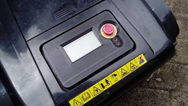 Toptan Panelschutz / Kapak Für Den Tianchen Exgain S520 Rasenmäher Roboter, Robotik Biçme Plastik Aparat