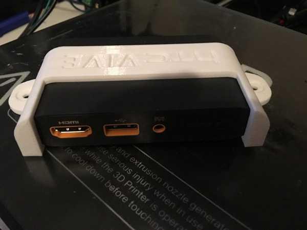 HTC Vive Breakout Box Remix  Organik Plastikten Aparat
