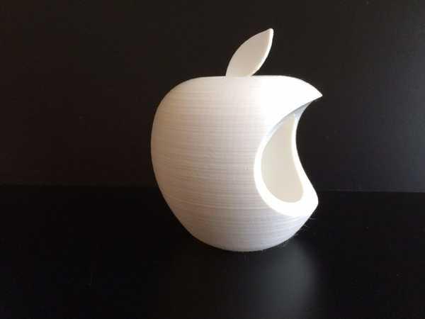 Apple Box Elma Masaüstü Kutu Dekoratik Küçük Eşyalar Süs Hediye