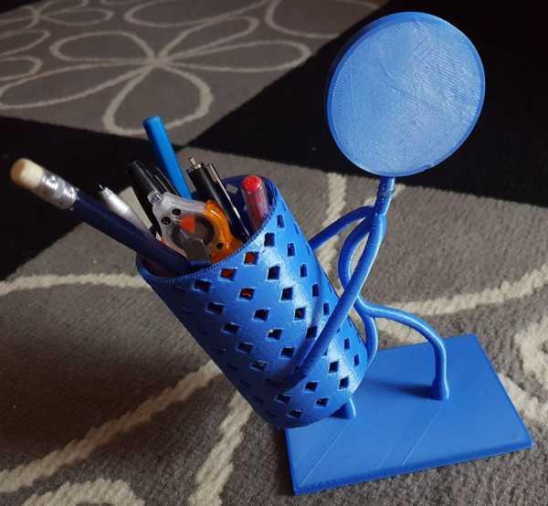 Stickman Bin / Organizatör Plastik Aparat