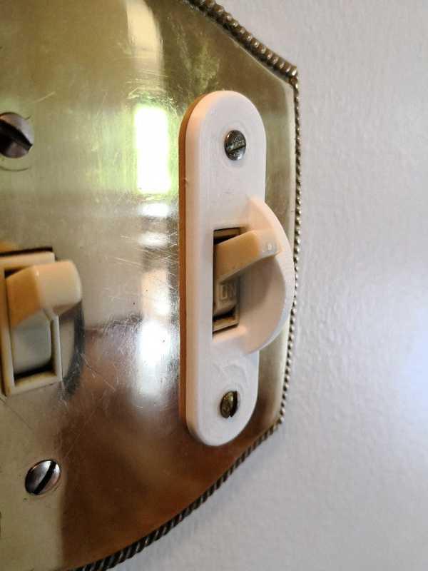 Toptan Hodon - ışık anahtarının kullanılmasını engeller Tutucu Aparat