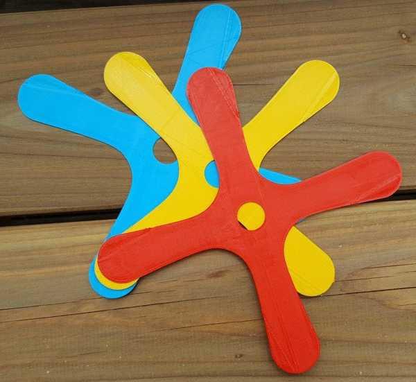 Boomerang Miniquad Biblo Dekoratif Hediyelik Süs Eşyası Maket