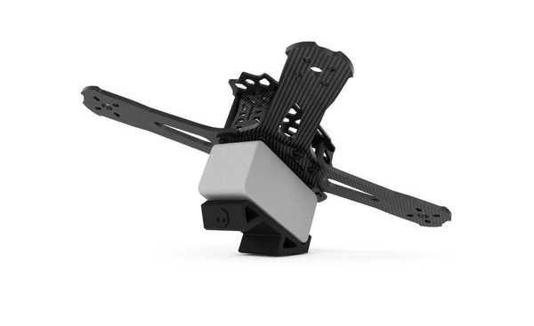 Kafatası ve Drones 25 ° Liprotektör  Organik Plastikten