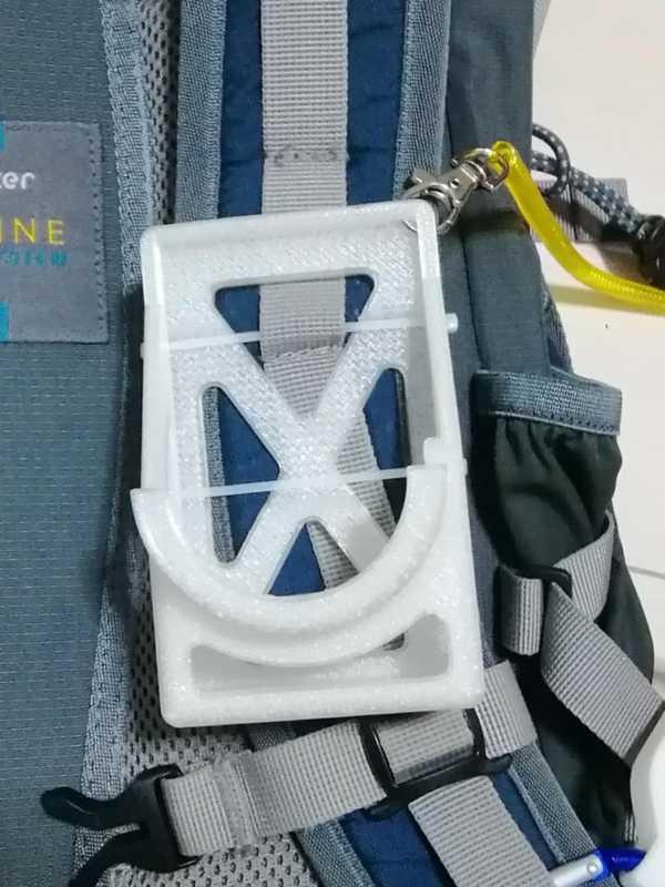 Sırt çantasına takılabilen SONY RX100M3 için kılıf  Dekor