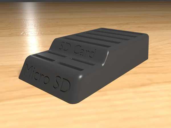 SD Micro SD Kart Tutucu Saklama Kutusu Koruyucu Kap