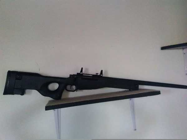 Toptan G & G Mauser Srg Gaz Sniper (G96) Parçalar: Demiryolu / Hopup Topuzu / Bb Takipçisi Plastik Aparat