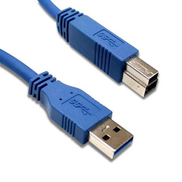 USB 3.0 Yazıcı Printer Bağlantı Bilgisayar Type Cable 1.5 Metre