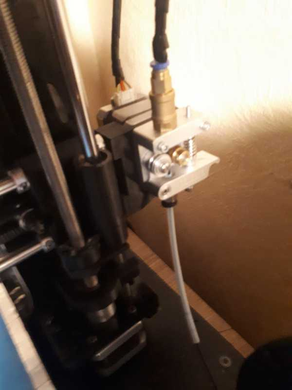 Toptan Geeetech i3 bowden motor montajı, x ekseni eklentisi üzerinde