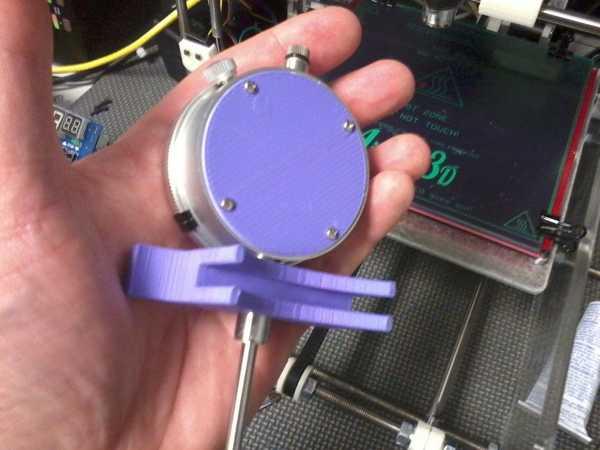 Airwolf 3D V5.5 Liman Navlun Göstergesi Trammer Plastik Aparat