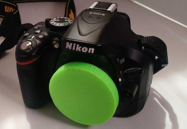 Nikon F Kamera Lens Kapağı Tutucu Koruma Aparatı Kapak Aksesuar