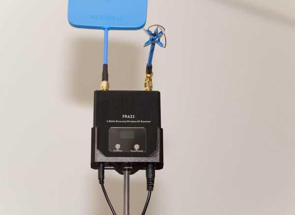 Toptan Fpv İçin Ultra Taşınabilir Boscam Fr632 Toprak İstasyonu Plastik Aparat