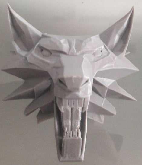 Witcher Havlu Kancası Havlu Tutucu Dekoratif Aksesuar Aparat
