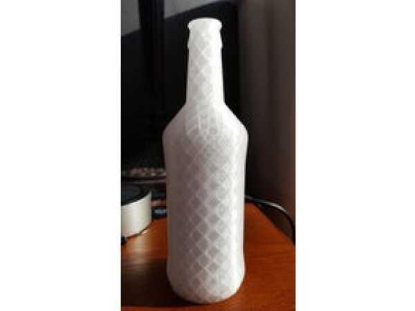 Bira şişesi Biblo Dekoratif Hediyelik Süs Eşyası Maket