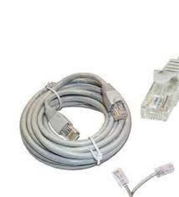Cat 6 Ethernet İnternet Kablo Metreli Patch ADSL Bağlantı