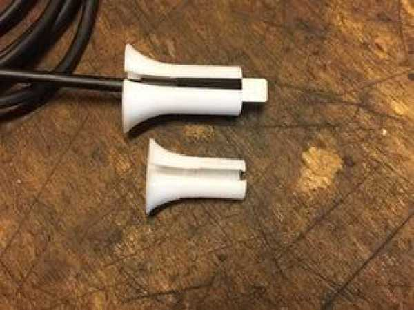 Apple Lightning-Cable Saver v.2.0  Organik Plastikten Aparat
