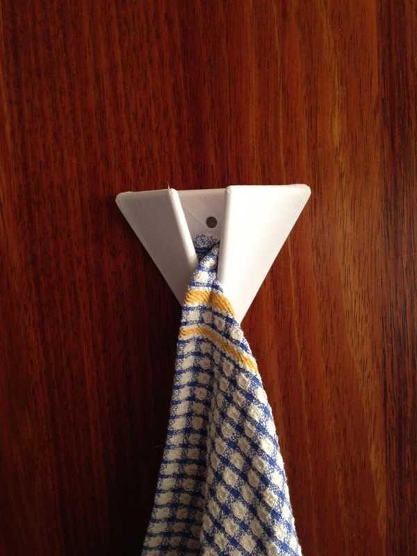 Havlu Tutucu Askı Standı Aparatı Asma Mutfak Banyo Temizlik Bezi