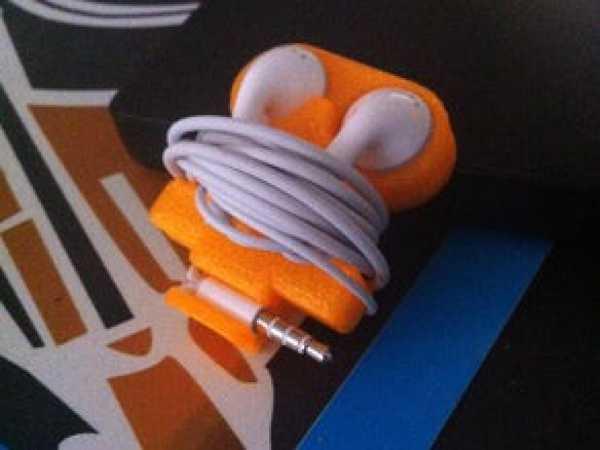 Apple Earbud Kulaklık Tutucu Sarıcı Düzenleyici Organizer Çanta İçi