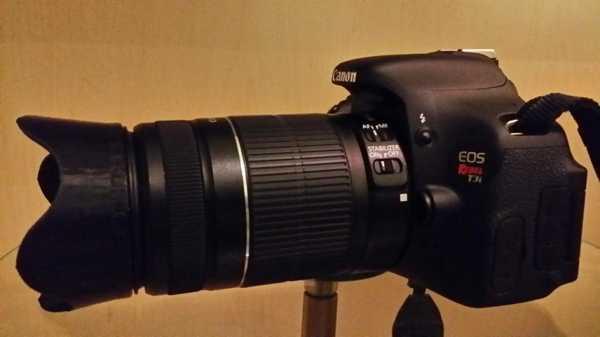 Canon Rebel T3I Için Lens Hood - 58Mm Organik Plastikten Aksesuar
