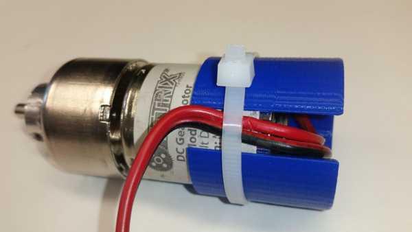 TETRIX Motor Kapağı Organik Plastikten Aksesuar Aparat