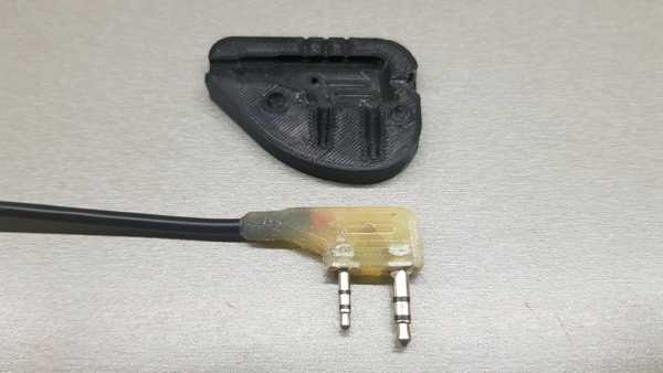 BAOFENG 3.5 + 2.5 jacks plug onarımı için pres kalıbı  Aparat