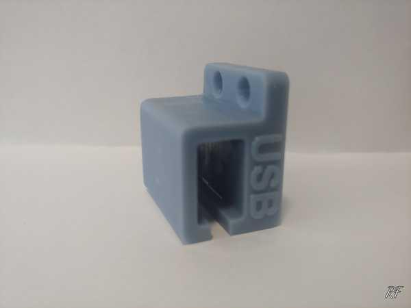 Elegoo Mars USB Uzatma Tutucu Dekoratif Aksesuar Aparatı