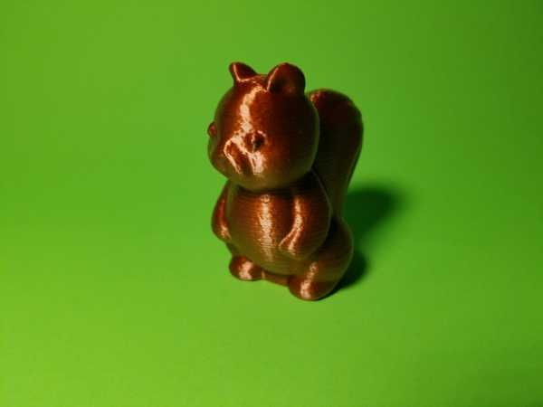 Sincap Squirrel Bust  Hediyelik Süs Eşyası Biblo Dekoratif
