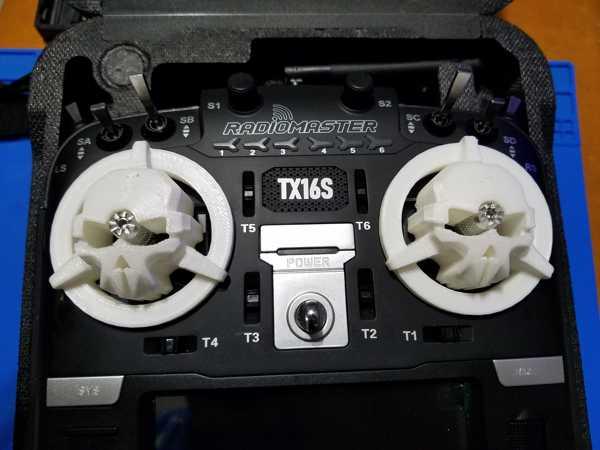 Taranis Q X7 Rotor İsyan Gimbal Koruyucu  Organik Plastikten
