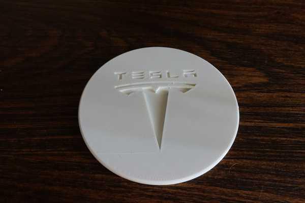 Tesla Zoaster Logosu Hediyelik Aksesuar  Süs Eşyası Dekoratif