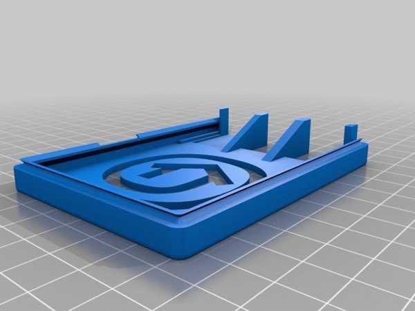 Rasberry Pi 3 Kılıf Vida Yok Openhab Logosu Kutusu Aksesuar