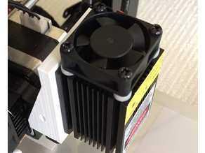 Maker Select V2 için Lazer Modülü  Organik Plastikten Aparat