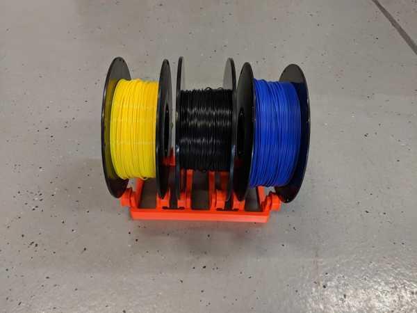Toptan Üç Biriktirme Filament Rulo Plastik Aparat