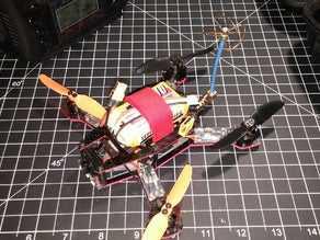Diatone ET150 7.5 ° FPV Kamera montajı  Organik Plastikten