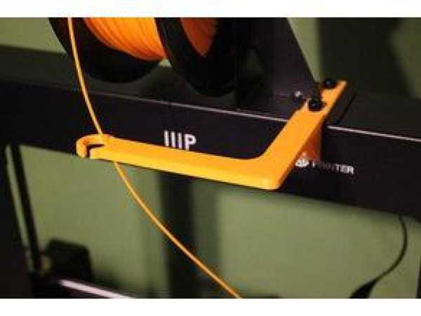 Filament tutucu aparat Destek elemanı vida yuvalı tek parça