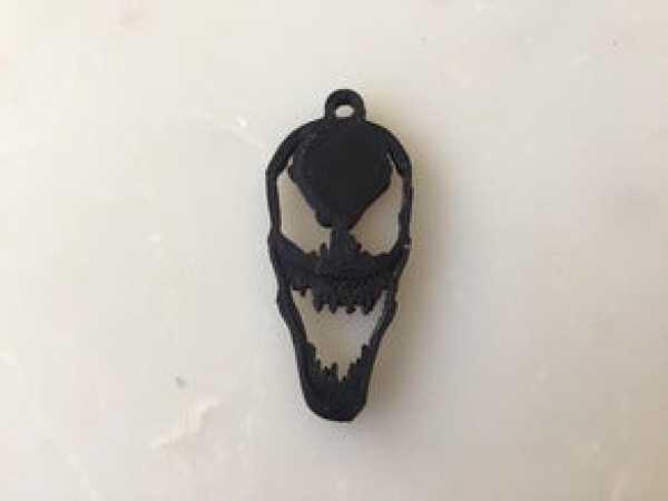Anahtarlık Venom Minimal Hediyelik Anahtarlık Aksesuar