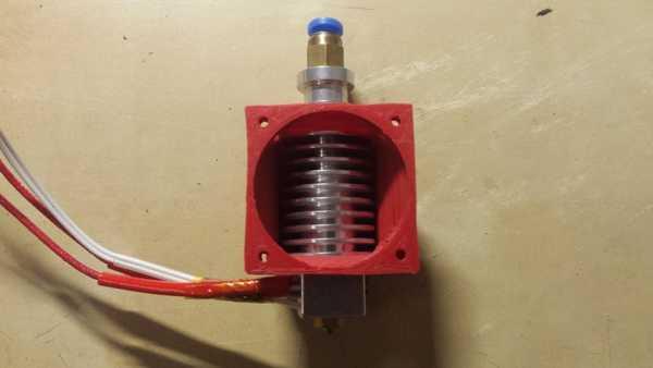 4040 J-başlıklı Fan tutucusu V2  Organik Plastikten Aparat