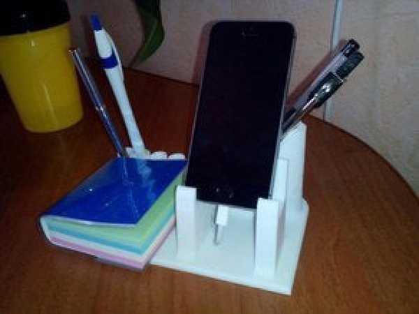 Masaüstü Telefon Kart Kalem Organize Etme Standı Masa Düzenleyici