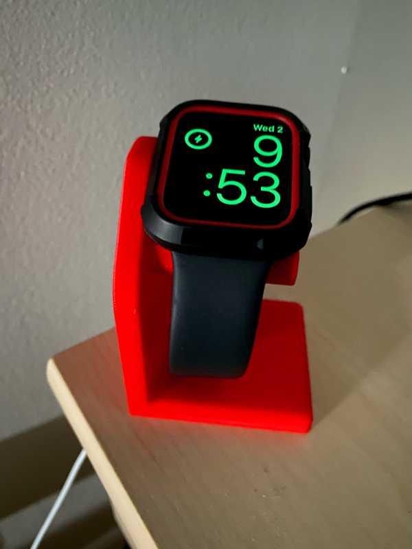 generate  Apple Watch Şarj Yuvası Tutucu Masaüstü Koruyucu