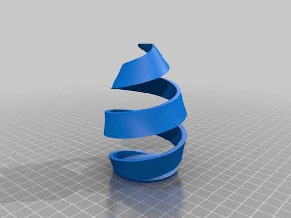 Toptan 2 Renkli Spiral Vazo (# 7) Plastik Aparat