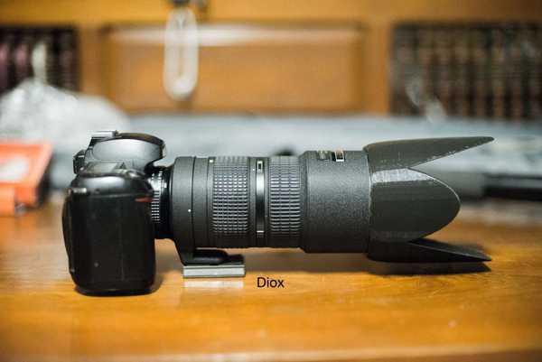 Nikon 80-200 Af-D Başlık Uç Parçası Aparat Aksesuar Ek Parça