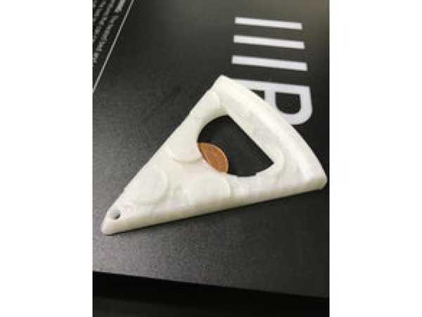 Pizza Şişe Açacağı  Organik Plastikten Aksesuar Açma  Aparatı