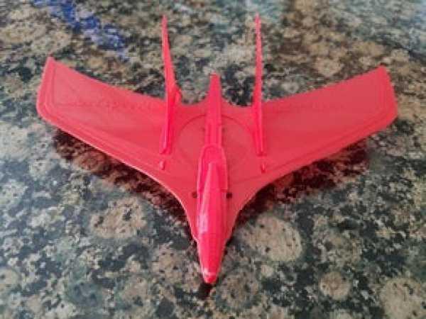 Stingray - Süper havalı, birbirine geçmeli Uçan kanat Biblo