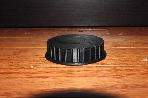 Canon Arka Ef / Ef-S Lens Kapağı Plastik Aparat