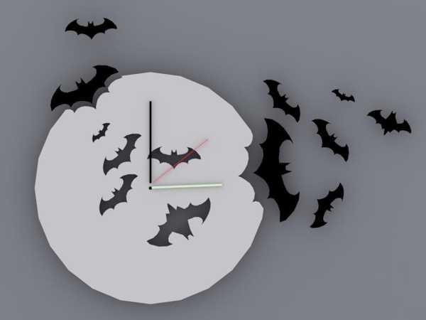 Batman Saati Plastik Aparat