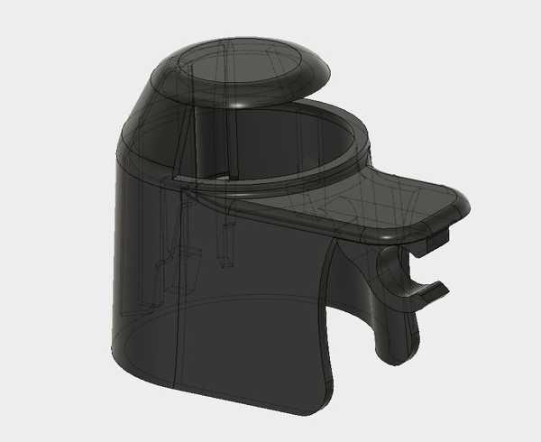 VW, Seat, Skoda için Arka Silecek Kapağı (silecek kapağı)