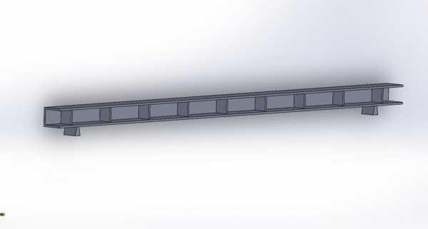 Toptan Taşıyıcı Kirişli Ray Köprüsü Dekoratif Aksesuar Süs Eşyası