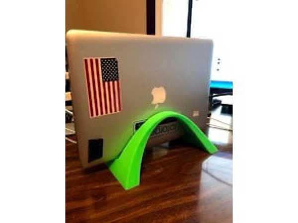 Apple Zarif Arch Kemer MacBook Pro Standı Tutucu Aparatı