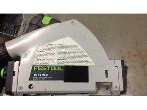 Festool TS 55 yan kapak Aparatı Stand Asma Dekoratif  Tutucu