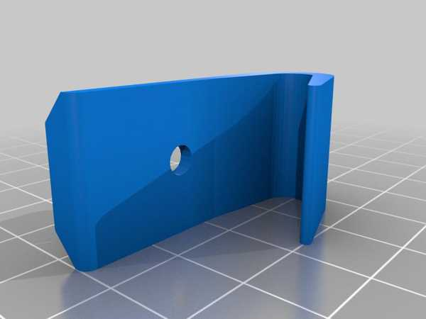 Toptan 2020 Titreşim Damper Cıvatası V6 (Mini Kossel İçin) Plastik Aparat