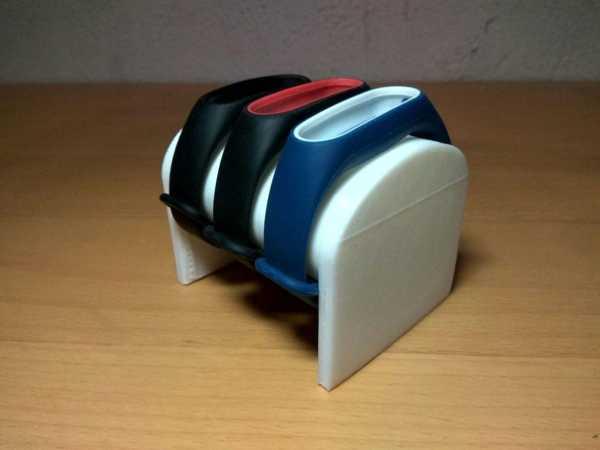 Mi Band Standı Plastik Aparat